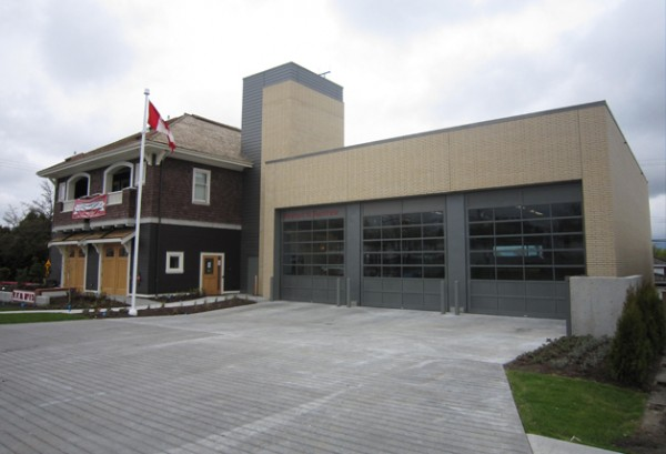 Vancouver Fire Hall #15