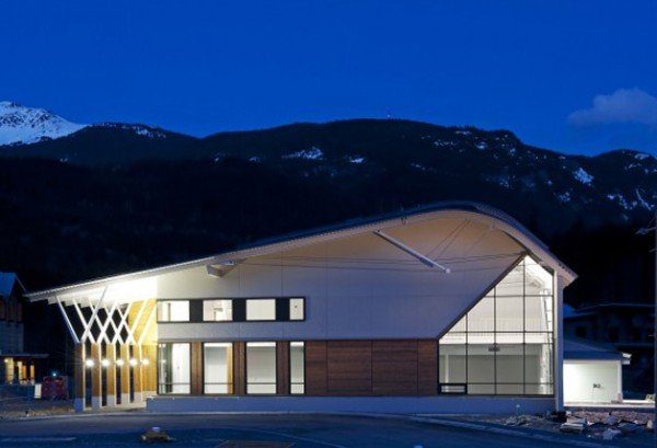 Whistler High Performance Center