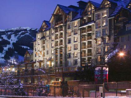 Pan Pacific Hotel Whistler Village