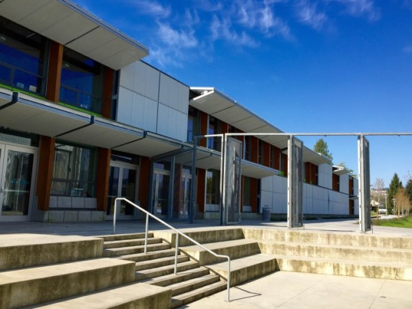 Pitt River Middle School
