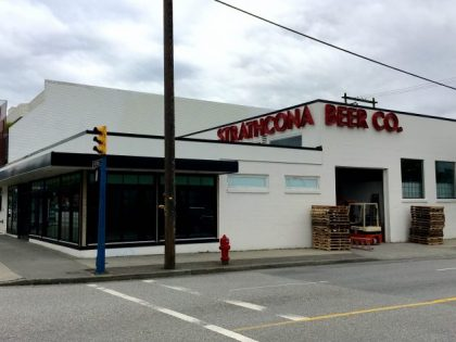 Strathcona Beer CO.